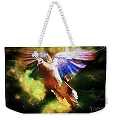 Guardian Angel Weekender Tote Bag