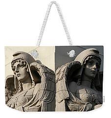 Guardian Angels Weekender Tote Bag