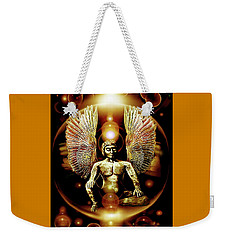 Guardian  Archangel Weekender Tote Bag