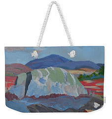 Guardian Rock Weekender Tote Bag