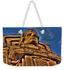 Guardians Of Transportation Weekender Tote Bag