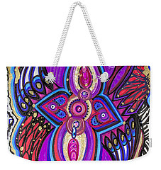 Guess What I'm Thinking Weekender Tote Bag