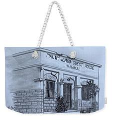 Guest House  Weekender Tote Bag