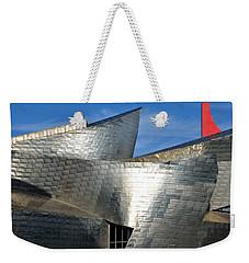 Guggenheim Museum Bilbao - 5 Weekender Tote Bag by RicardMN Photography