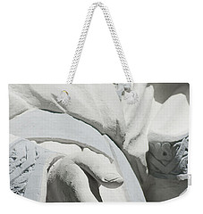 Weekender Tote Bag featuring the photograph Guidance by Colleen Coccia