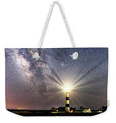 Guiding Light Weekender Tote Bag