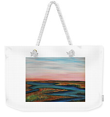 Guilded Edge Weekender Tote Bag