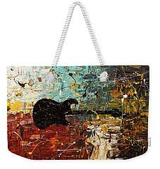 Guitar Story Weekender Tote Bag