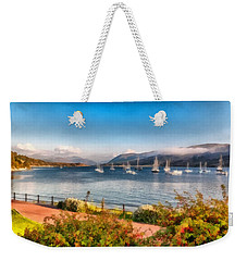 Gulf Of  Ullapool      Weekender Tote Bag