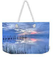 Gulf Reflections Weekender Tote Bag