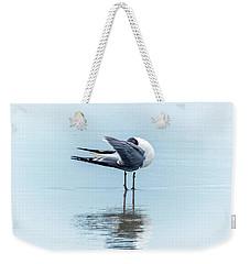 Gull Reflection Weekender Tote Bag