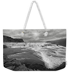 Gullfoss Waterfall No. 1 Weekender Tote Bag