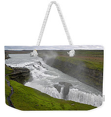 Gullfoss Waterfall No. 2 Weekender Tote Bag