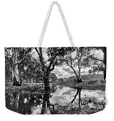Gum Creek Weekender Tote Bag by Douglas Barnard