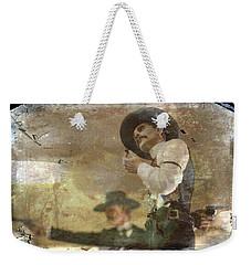 Gunslinger II Doc Holliday Weekender Tote Bag