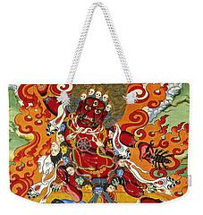 Guru Dragpo Weekender Tote Bag