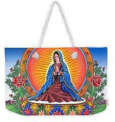 Guru Guadalupe Weekender Tote Bag
