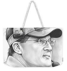 Gus Malzahn Weekender Tote Bag