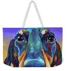 Gus Weekender Tote Bag