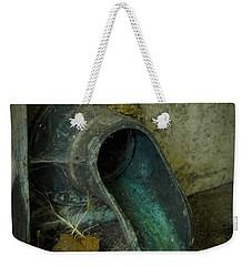 Gutter Spout Weekender Tote Bag