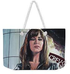 Gwen Cooper Weekender Tote Bag by Tom Carlton