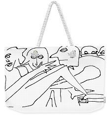 Gynecologist- Med School Weekender Tote Bag