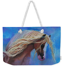 Gypsy In The Wind Weekender Tote Bag by Karen Kennedy Chatham