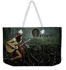 Gypsy Life Weekender Tote Bag