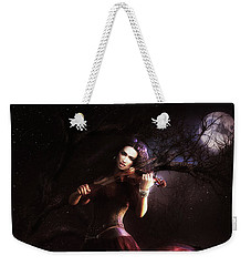 Gypsy Moon Weekender Tote Bag