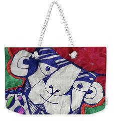Gypsy Peddler  Weekender Tote Bag by Don Koester