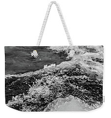 Weekender Tote Bag featuring the photograph H2O by Alex Lapidus