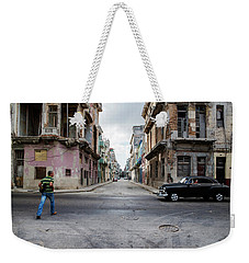 Habana Vieja Horizon Weekender Tote Bag
