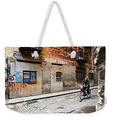 Habana Vieja Ride Weekender Tote Bag