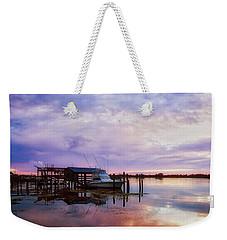 Hagley's Landing Weekender Tote Bag