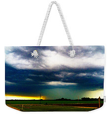Hail Core Illuminated Weekender Tote Bag