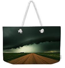 Hail Shaft Weekender Tote Bag