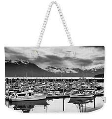 Haines Harbor Weekender Tote Bag