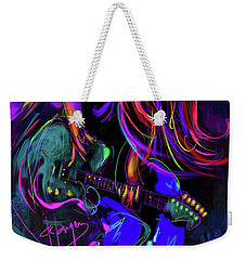 Hair Guitar 2 Weekender Tote Bag
