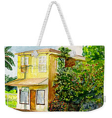 Hairbenders Of Paia Weekender Tote Bag