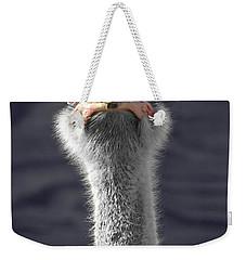 Hairy Fuzzball Weekender Tote Bag