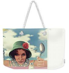 Halcyon Days Weekender Tote Bag