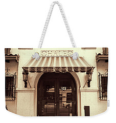 Weekender Tote Bag featuring the photograph Hale by Stephen Stookey