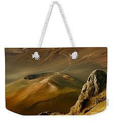 Haleakala Caldera Weekender Tote Bag