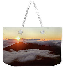 Haleakala Weekender Tote Bag