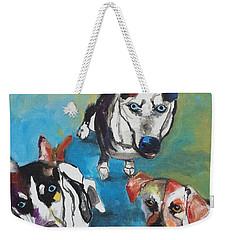 Haleigh's Marauder's Weekender Tote Bag