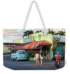 Hale'iwa Shops Weekender Tote Bag