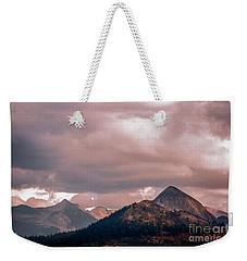 Half Dome Moods  Weekender Tote Bag