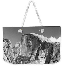 Weekender Tote Bag featuring the photograph Half Dome by Ron Sadlier