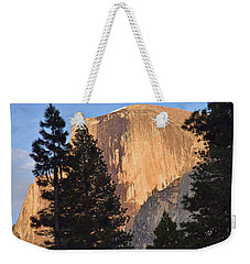 Half Dome Sunset Weekender Tote Bag