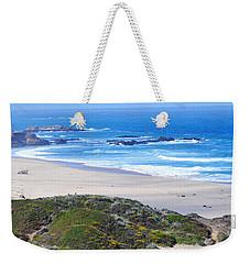 Half Moon Bay Weekender Tote Bag